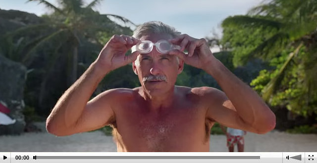 Virgin Holidays commercial video