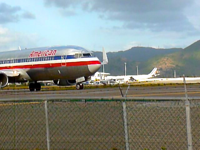 Aeroport Antilles