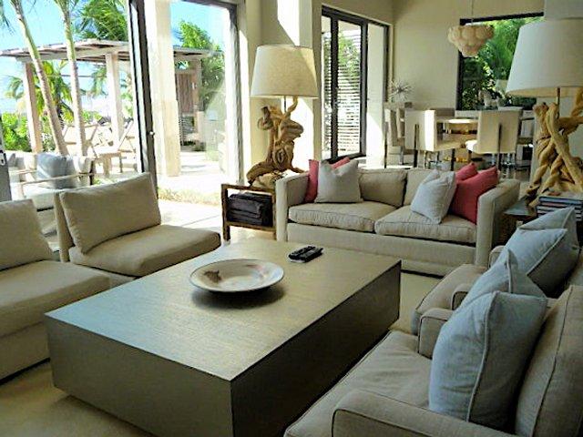 ... Contemporary Modern Caribbean Luxury Resort Living ...