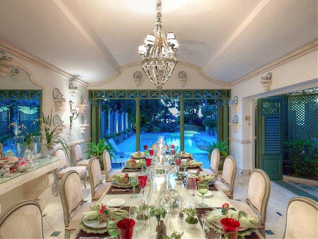 Interior Room Design And Architecture Of Caribbean Indoor