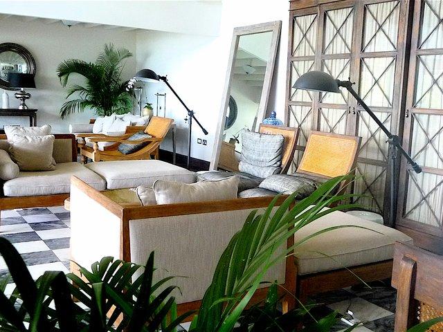 Interior Design On Caribbean Tropical House Designs Contemporary