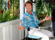 Cliff Richard Interview Barbados for Movie Connections BBC1 Television entertainment show