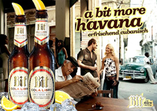 Advertising Campain Photo Production, Location Havana, Cuba for BitBurger Beer - Photos: Malte Braun