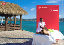 Caribbean Advertising Shoot - Virgin Holidays