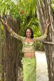 Jungle Location Caribbean Designer Fashion Shooting Maruba Resort - Photos: Reinhard Henning
