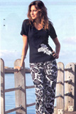 Pier Location Barbados Fashion Photo Catalog KALEIDOSCOPE - Photos: Thomas Reutter