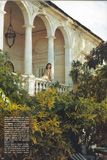Luxury Colonial Beach Villa Location Barbados, VOGUE - Photos: Ralph Mecke